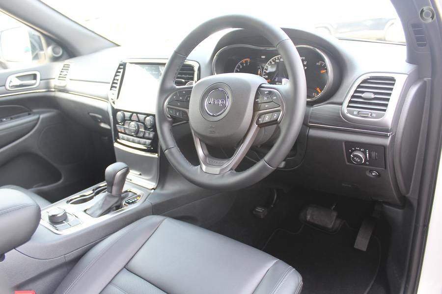 2019 Jeep Grand Cherokee S-Limited WK