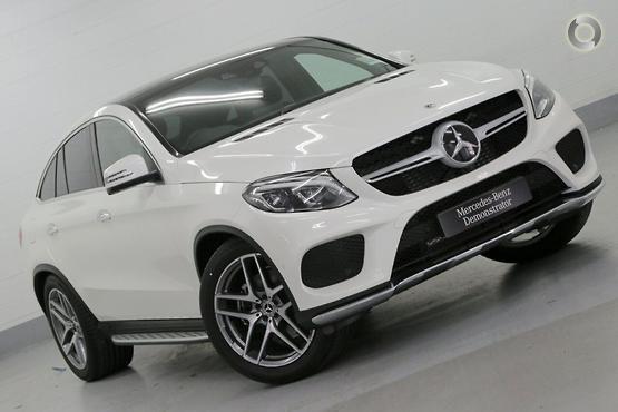 2018 Mercedes-Benz GLE 350 D