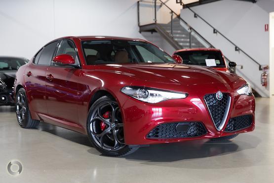 2019 Alfa Romeo Giulia  (No Series)