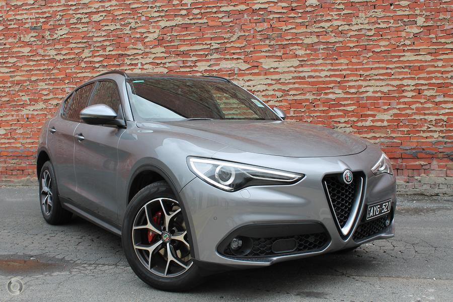 Alfa Romeo Stelvio First Edition >> 2017 Alfa Romeo Stelvio First Edition Zagame Automotive
