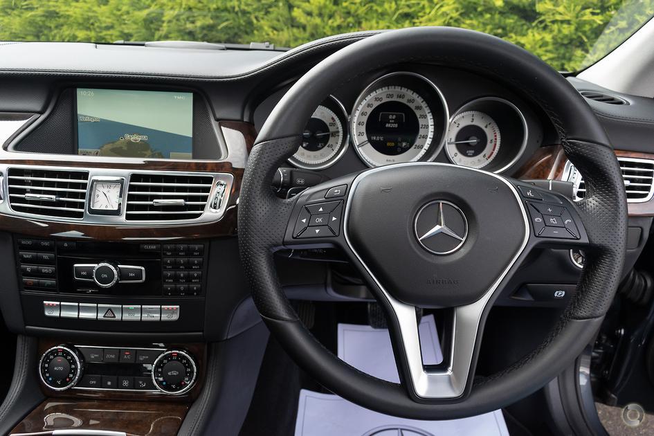 2013 Mercedes-Benz CLS 250 CDI Coupé