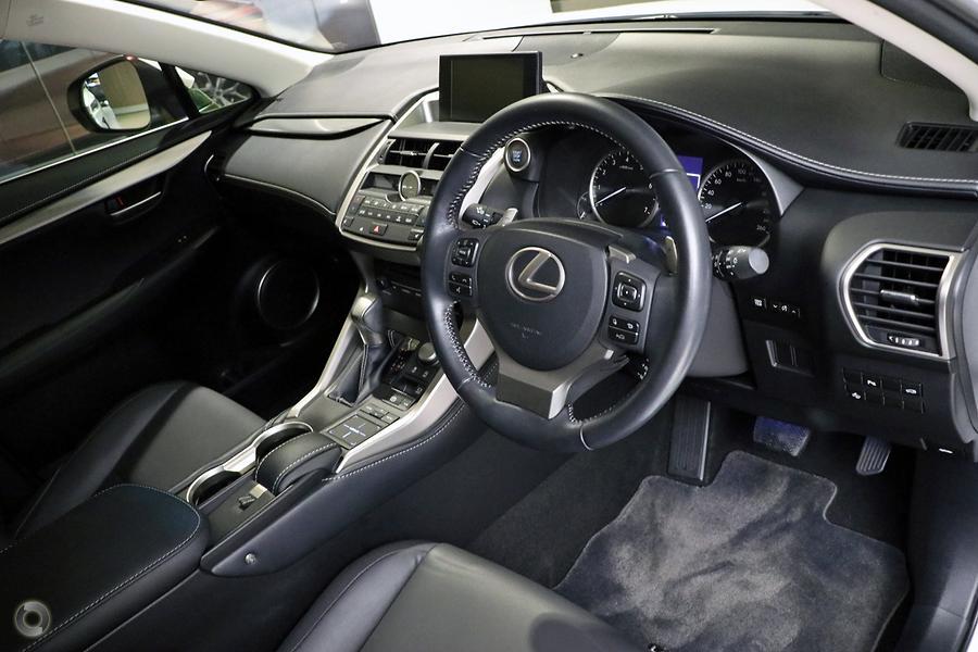 2015 Lexus Nx NX200t Luxury AGZ10R