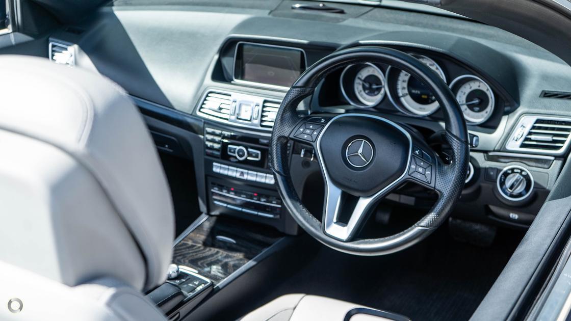 2015 Mercedes-Benz E 200 Cabriolet