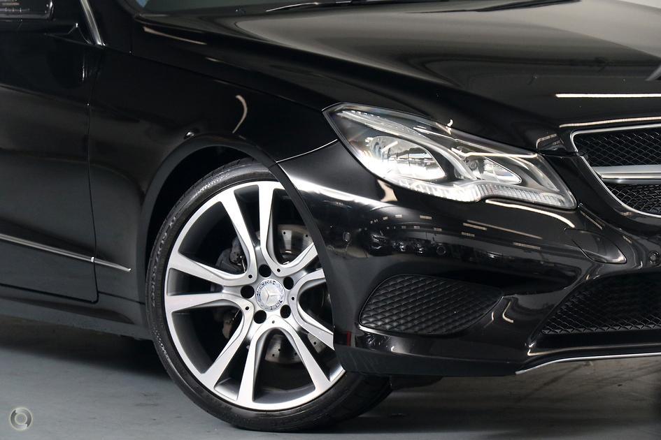 2016 Mercedes-Benz E 200 Coupé
