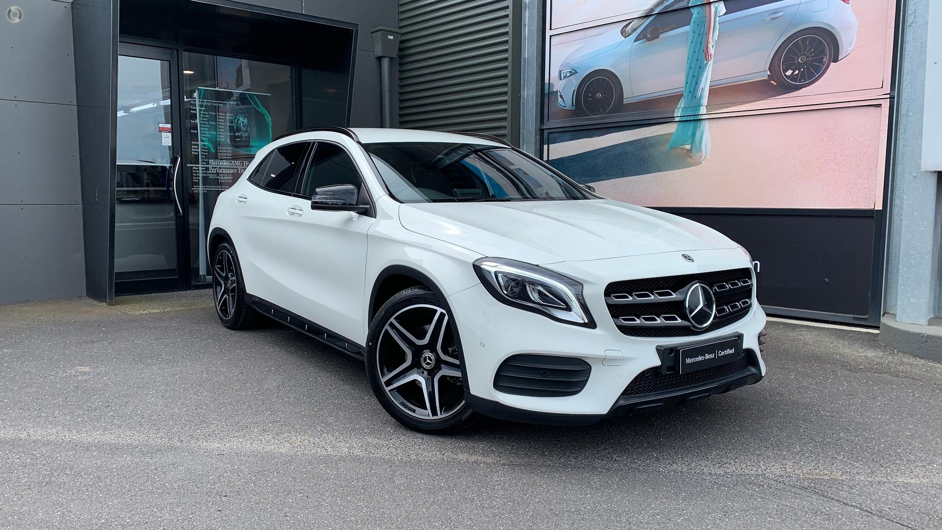 2017 Mercedes-Benz GLA 220 D Wagon