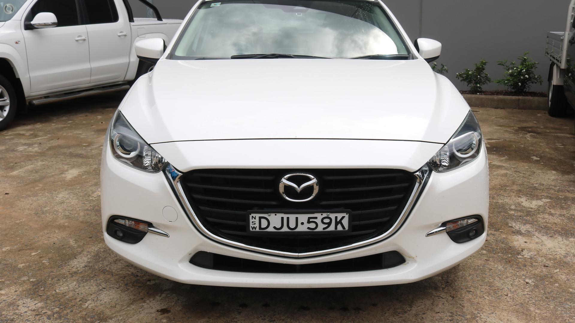 2016 Mazda 3 Maxx BN Series
