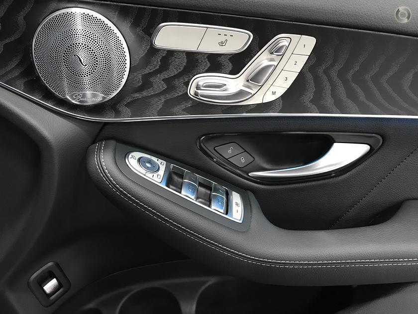 2018 Mercedes-Benz GLC 250 Suv