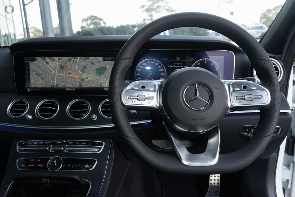 2019 Mercedes-Benz E-CLASS Sedan