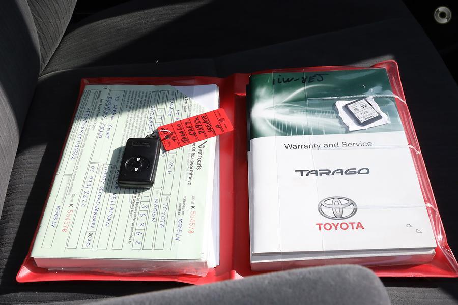 2016 Toyota Tarago GLX ACR50R