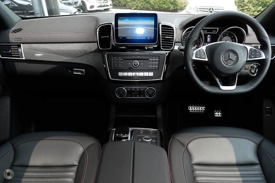 2019 Mercedes-Benz GLE 350 D Coupe