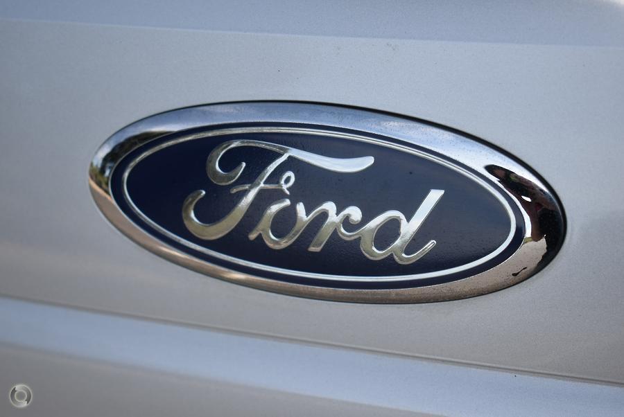 2005 Ford Territory TS SY