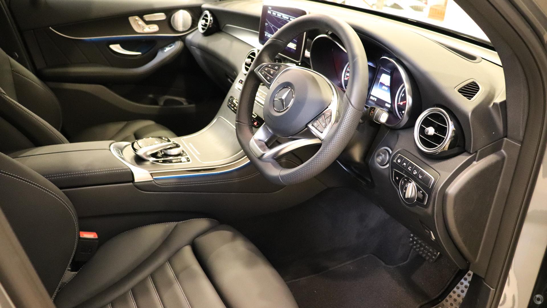 2019 Mercedes-Benz GLC250  C253
