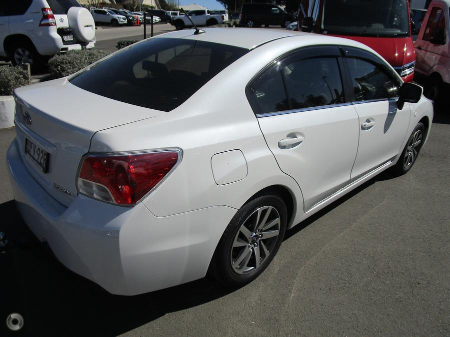 2016 Subaru Impreza 2.0i Premium G5