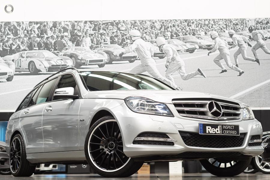 2011 Mercedes-Benz C200 BlueEFFICIENCY  W204