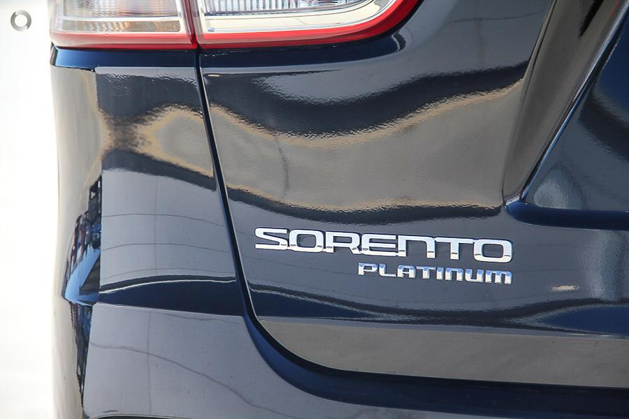 2015 Kia Sorento Platinum UM