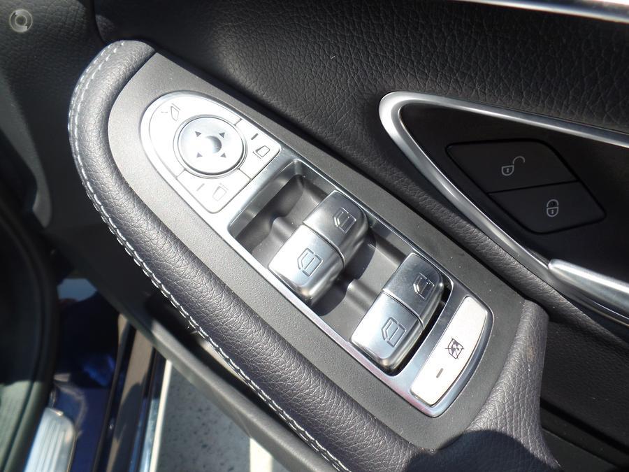 2018 Mercedes-Benz C200  W205