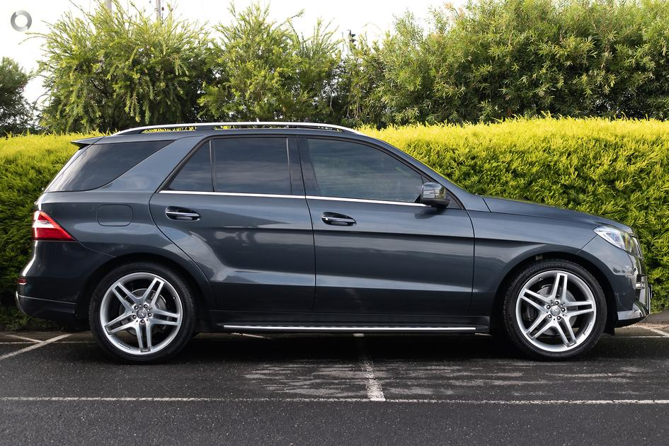 2014 Mercedes-Benz ML 350 BLUETEC Wagon