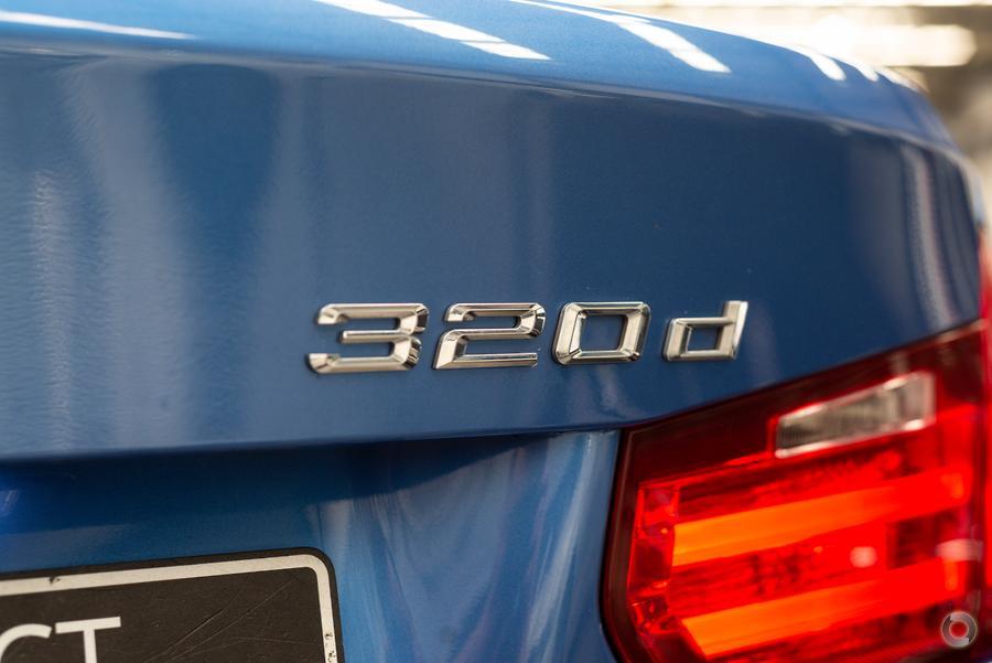 2014 BMW 320d M Sport  F30