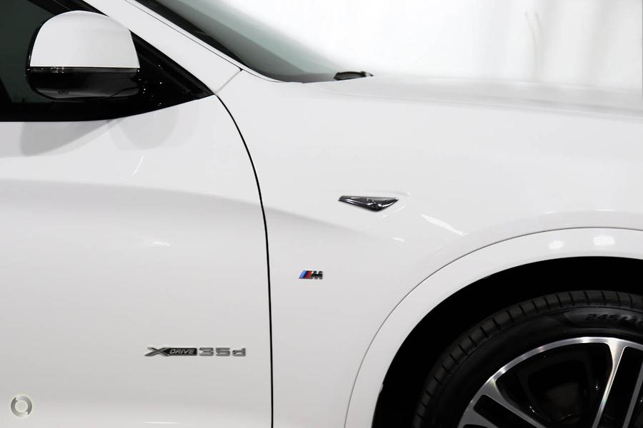 2016 BMW X4 xDrive35d
