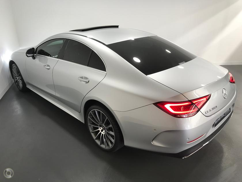 2018 Mercedes-Benz CLS 350 Coupé