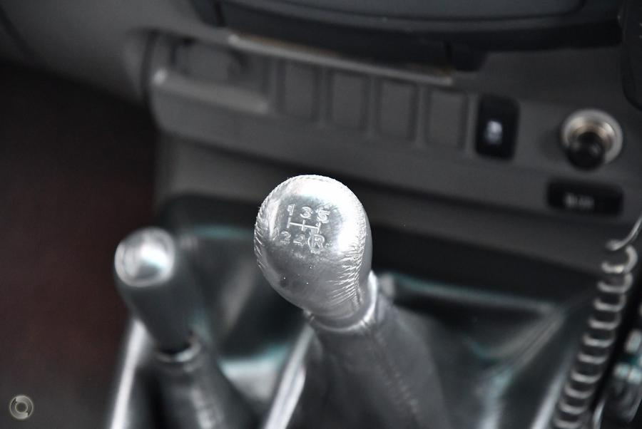 2012 Toyota Hilux SR5 KUN26R