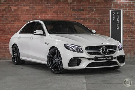 2018 Mercedes-Benz E 63 AMG