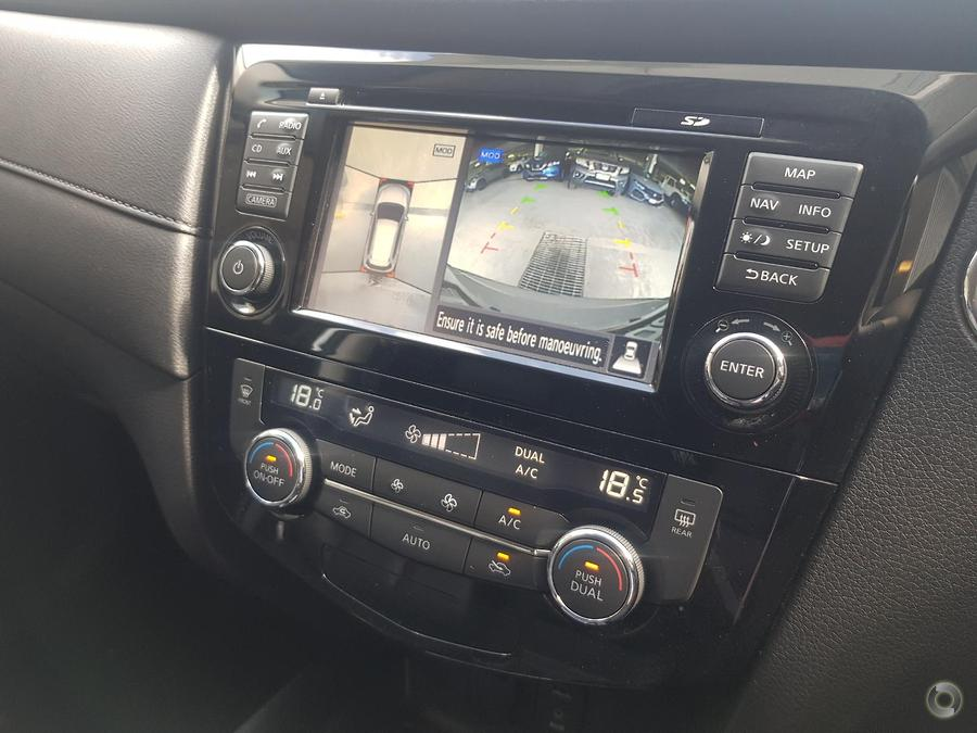 2017 Nissan X-TRAIL ST-L T32