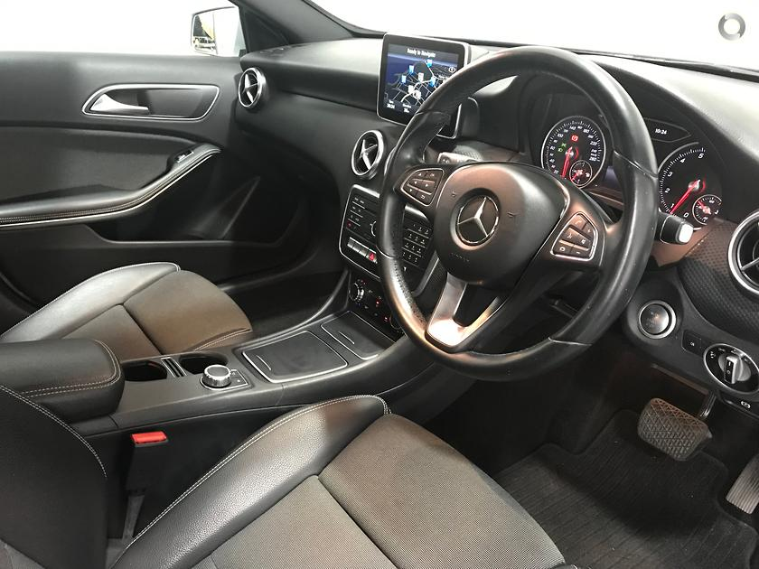 2015 Mercedes-Benz A 180 Hatch