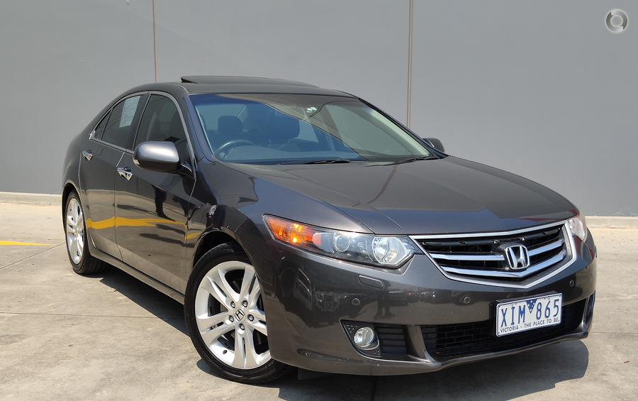 2009 Honda Accord Euro Luxury 8th Gen