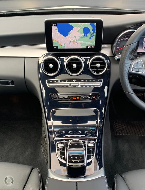 2018 Mercedes-Benz C 350 E Sedan