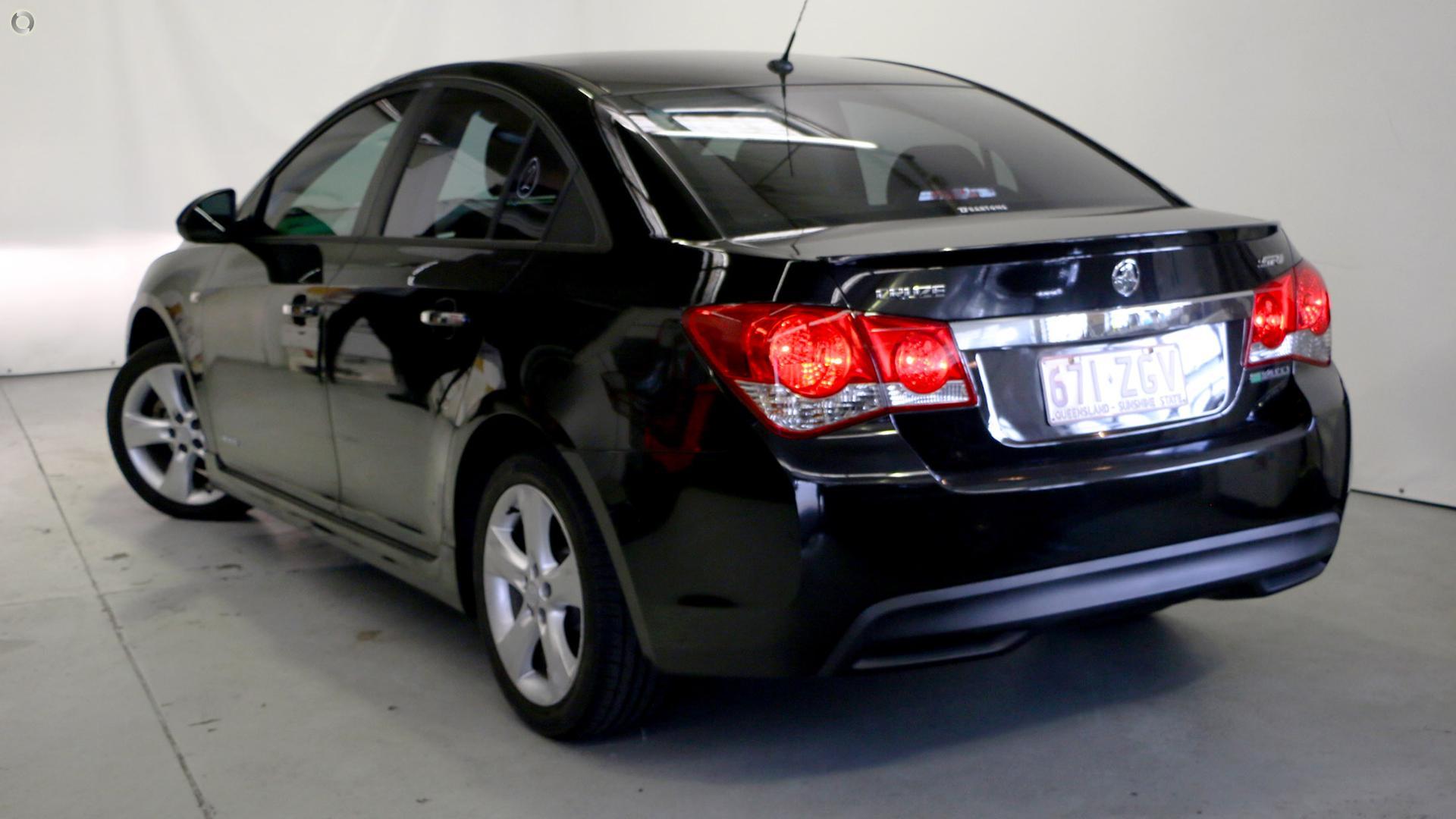 2011 Holden Cruze JH Series II