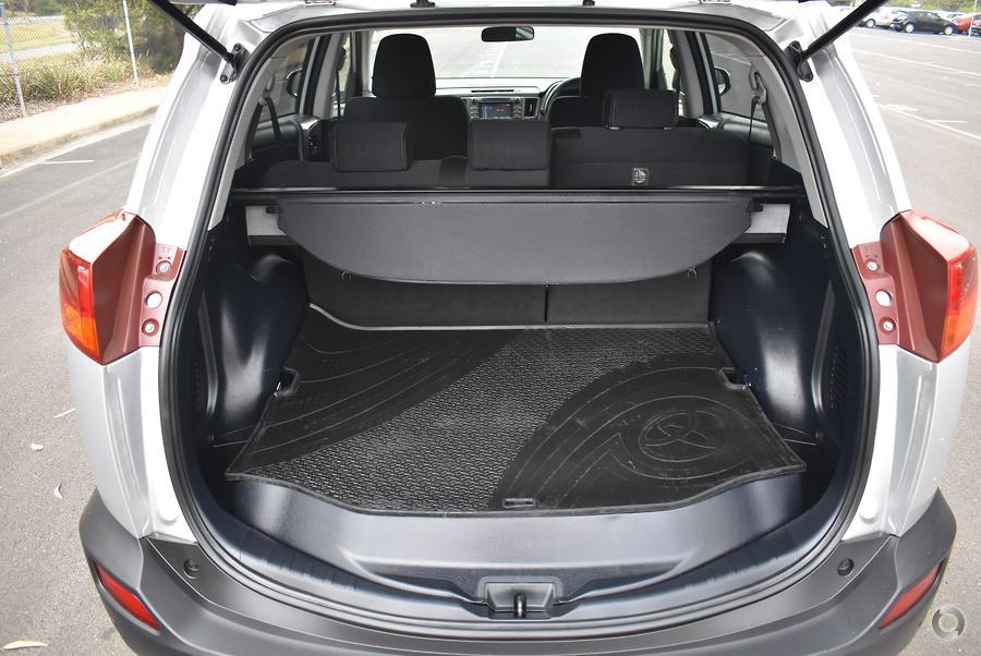 2014 Toyota RAV4 GXL ZSA42R