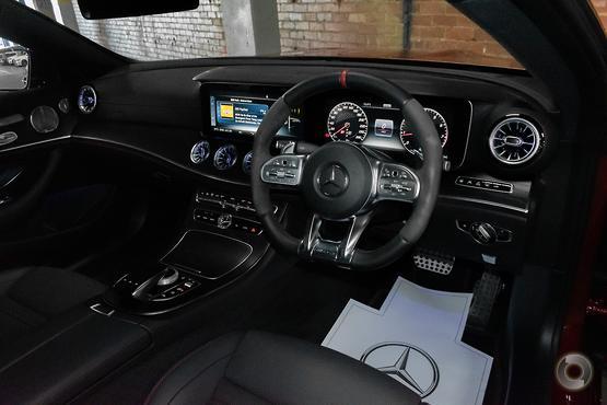 2018 Mercedes-Benz E 53 AMG