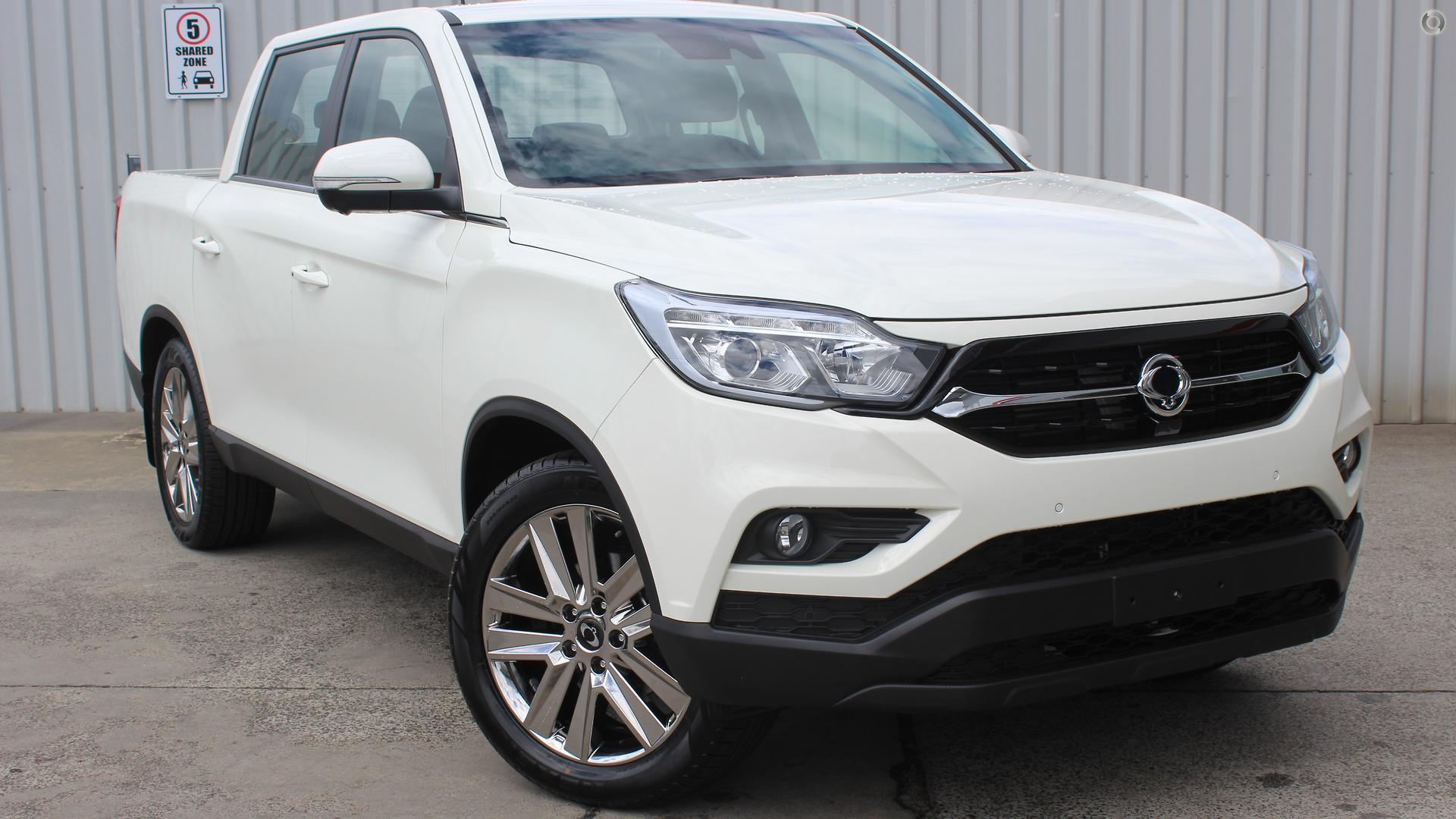 2019 SsangYong Musso Q200