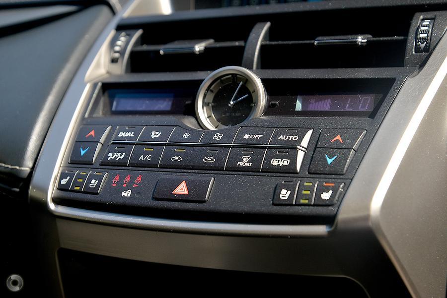 2015 Lexus NX NX300h F Sport AYZ15R