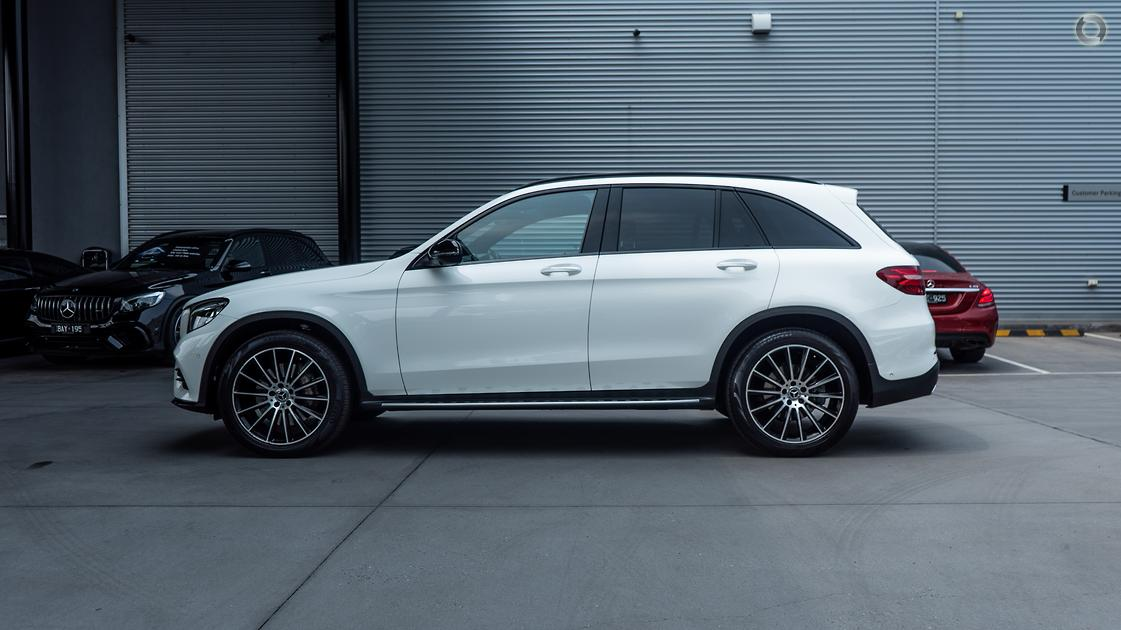 2019 Mercedes-Benz GLC 250 D Wagon