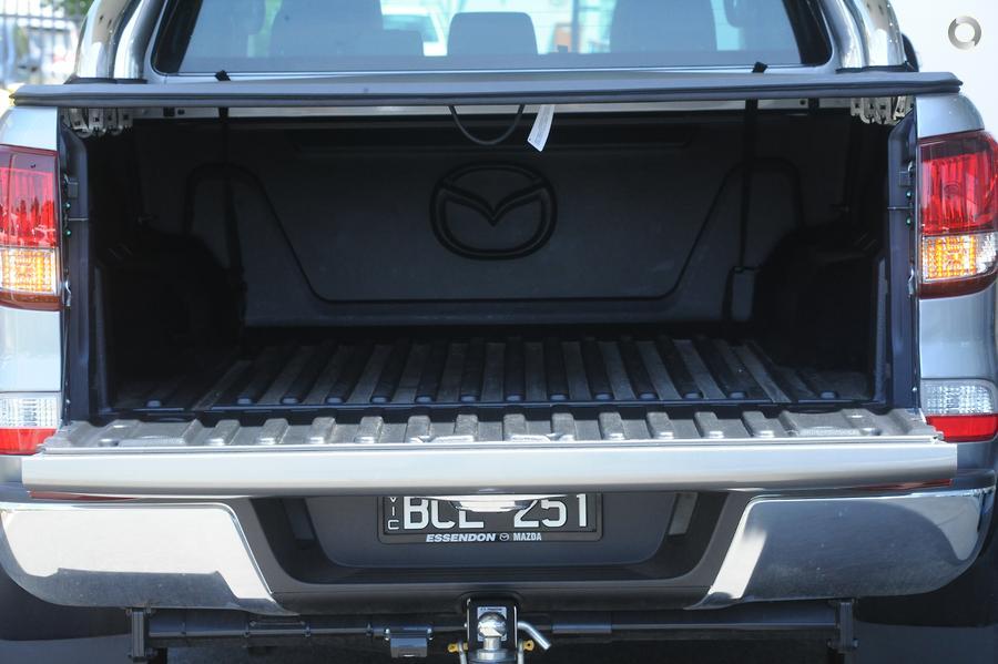 2019 Mazda BT-50 GT UR