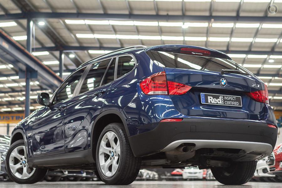 2012 BMW X1 xDrive20d E84