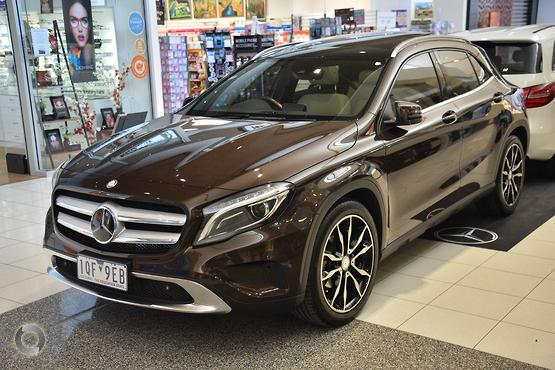 2015 Mercedes-Benz GLA 200 D