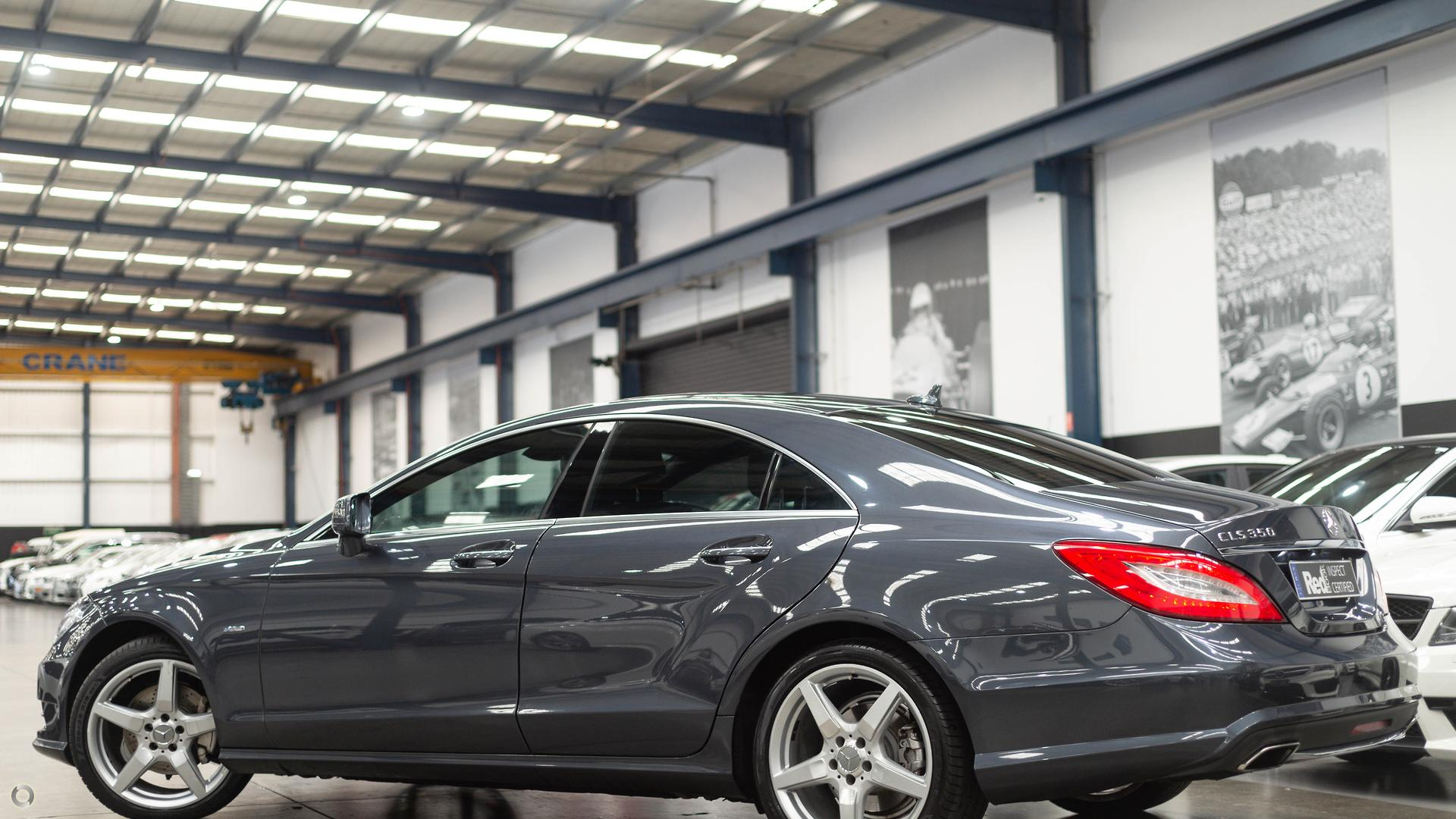 2011 Mercedes-Benz CLS350 CDI BlueEFFICIENCY C218