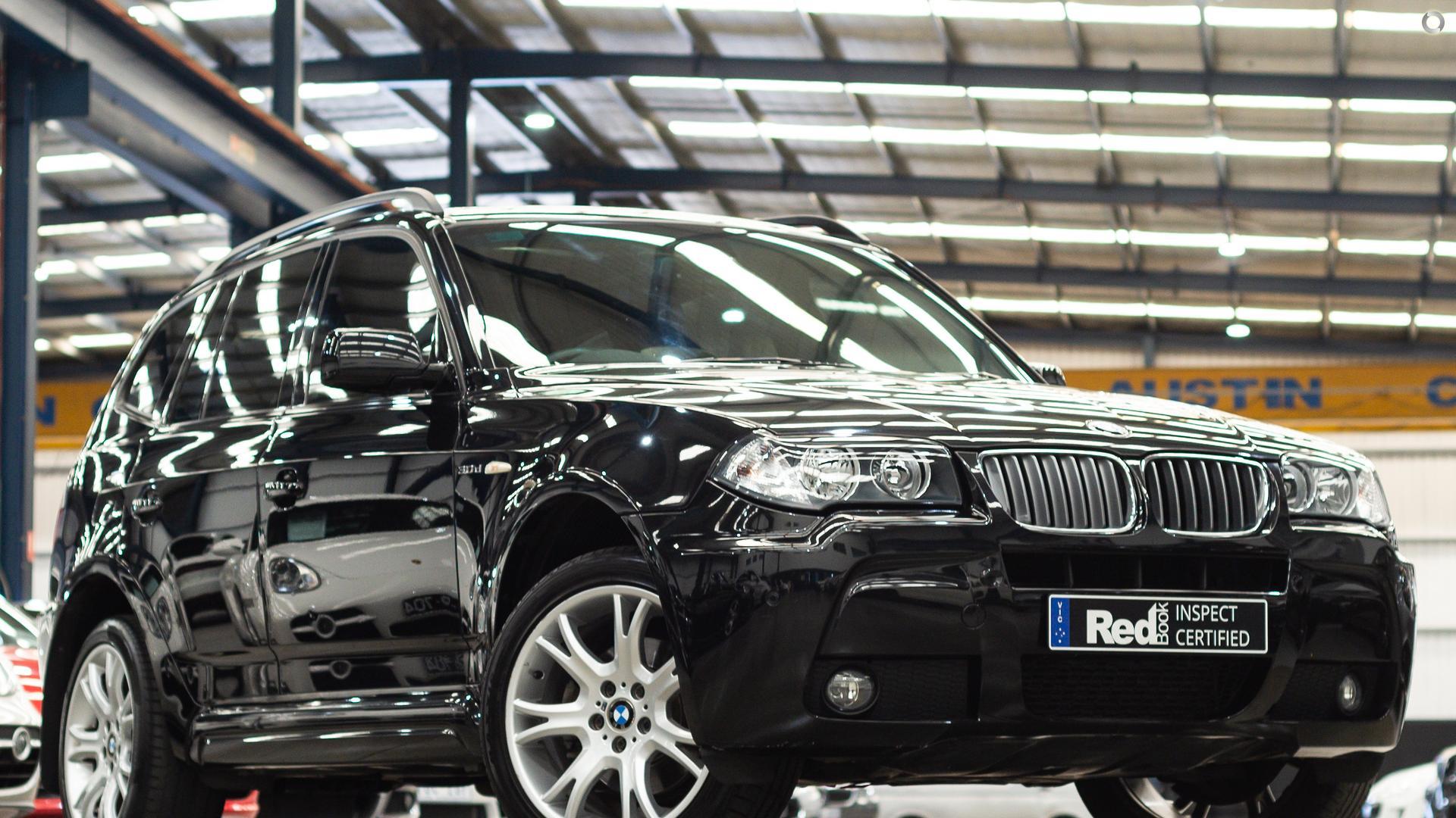 2007 BMW X3  E83