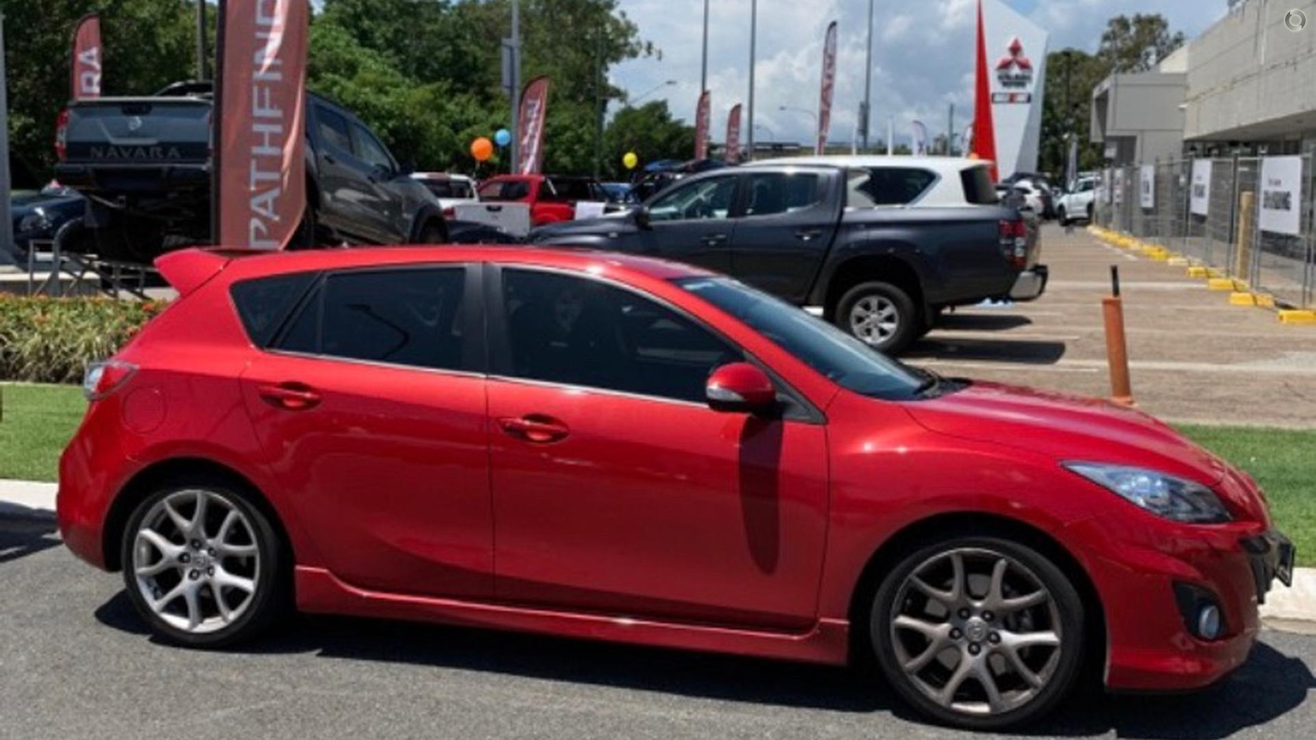 2011 Mazda 3 MPS BL Series 1