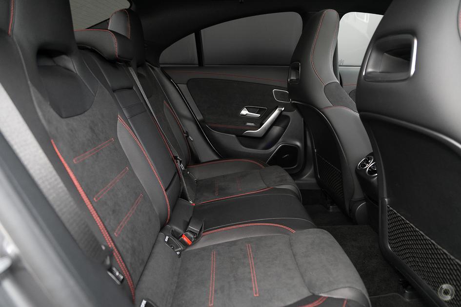 2019 Mercedes-Benz CLA-CLASS Coupe