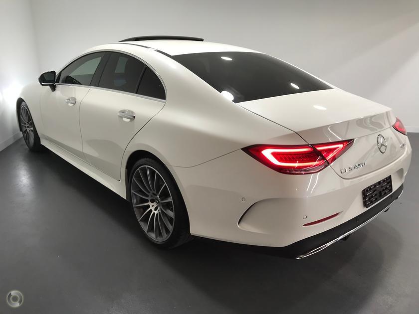 2019 Mercedes-Benz CLS 450 Coupé