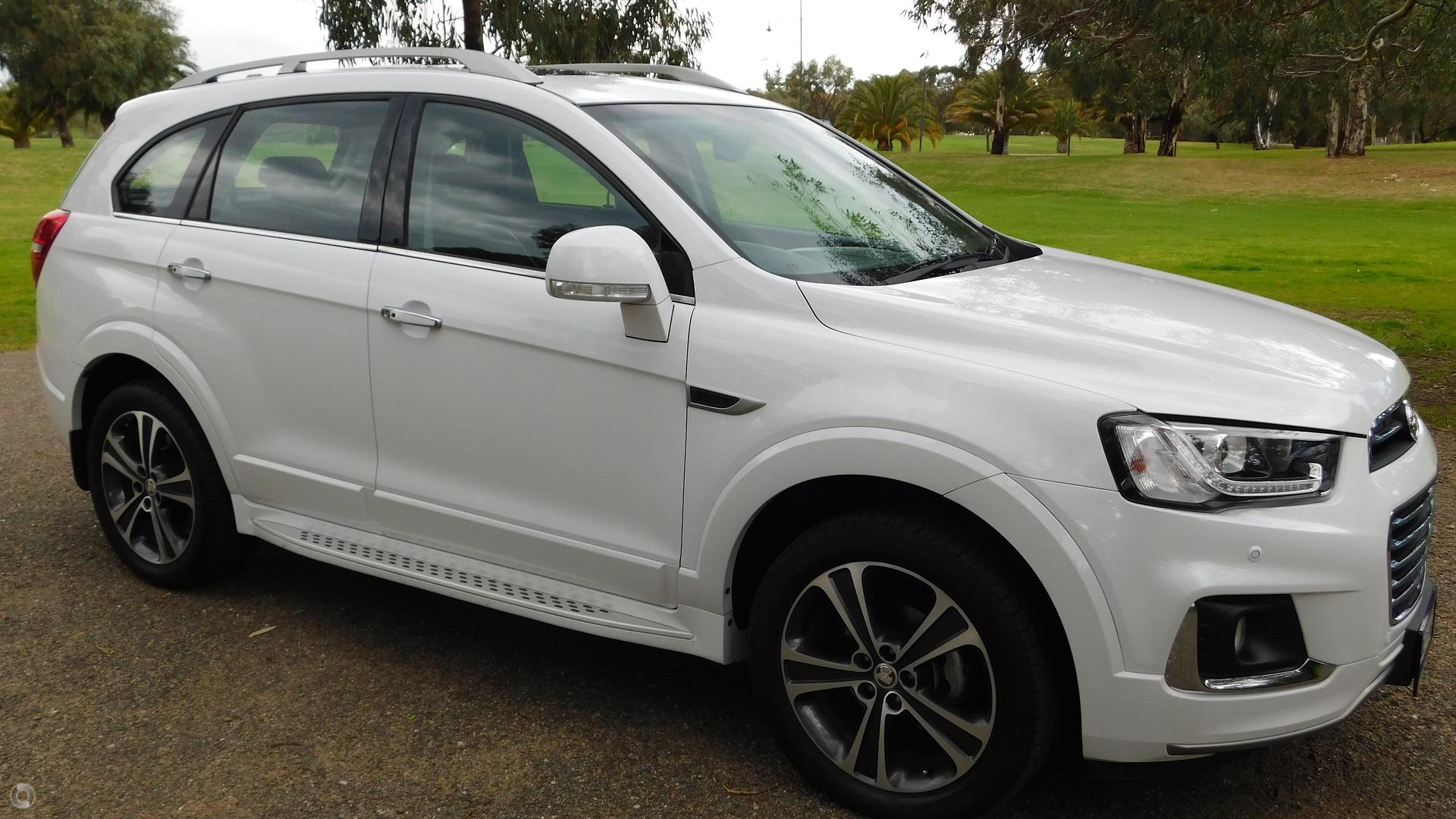 2016 Holden Captiva CG