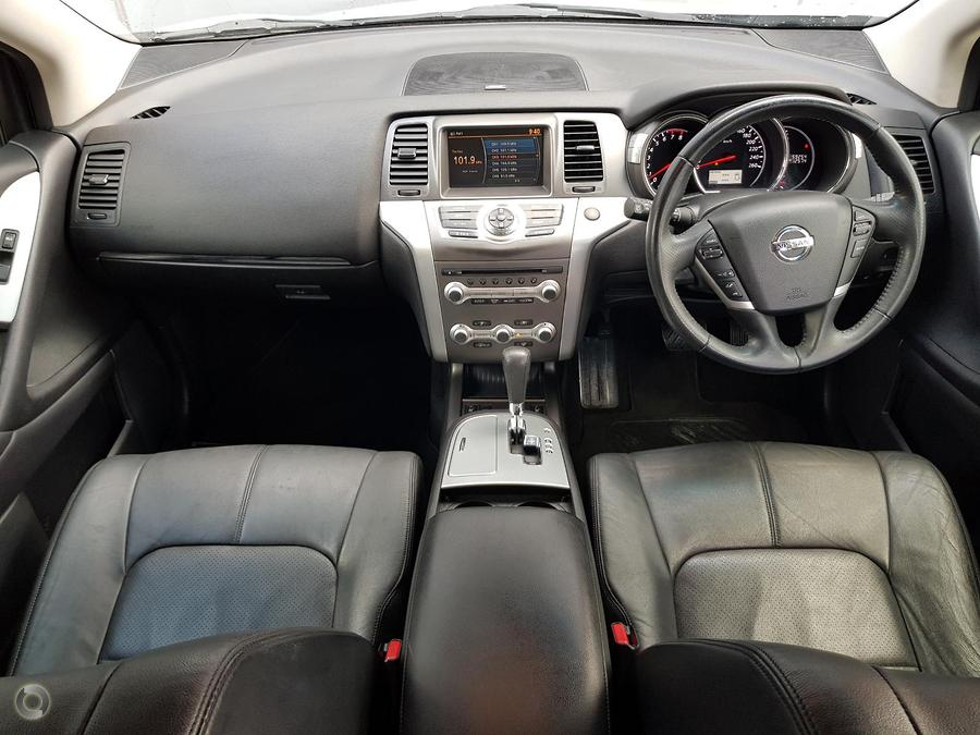 2012 Nissan Murano ST Z51 Series 3