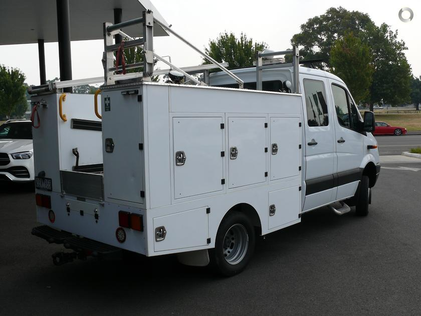 2012 Mercedes-Benz SPRINTER Cab Chassis