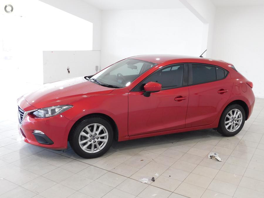 2016 Mazda 3 Neo BM Series