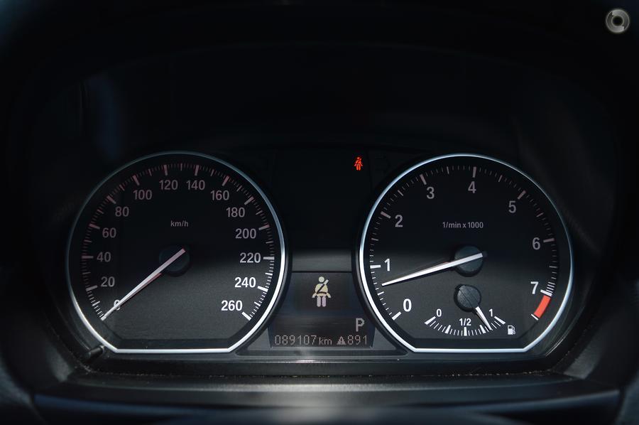 2009 BMW 125i  E88