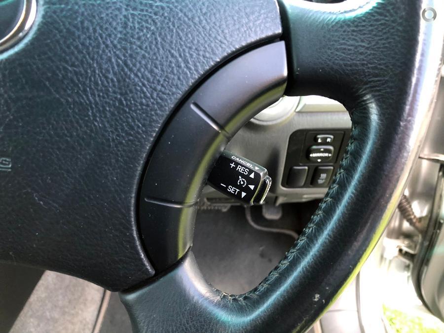 2009 Toyota Landcruiser Prado GXL KDJ120R